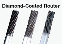 Diamond Coated Router
